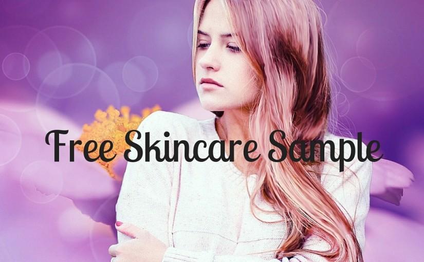 Free Skincare Sample