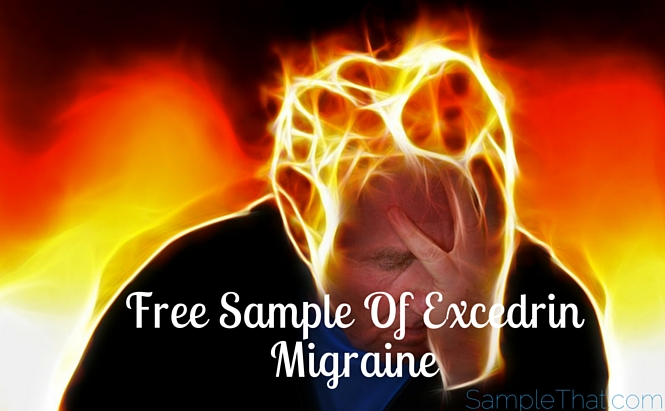 Free Samples of Excedrin Migraine