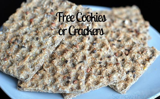 Free Cookies or Crackers