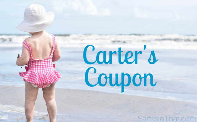 20% Off At Carter's