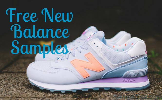 Free New Balance Samples