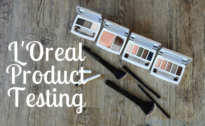 Become A L'Oreal Product Tester