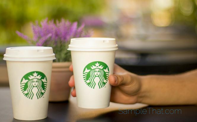 Free Starbucks Macchiato
