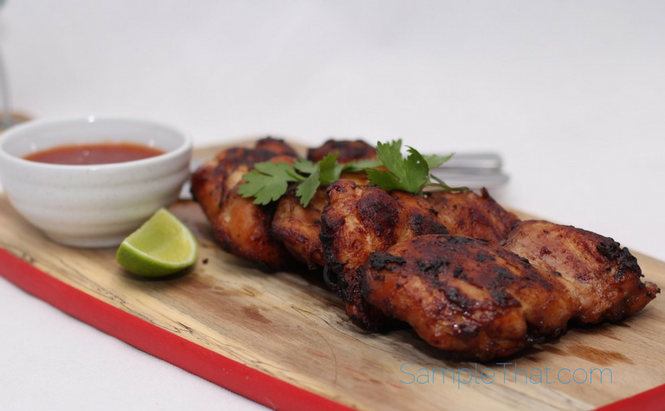 Free Johnsonville Flame Grilled Chicken