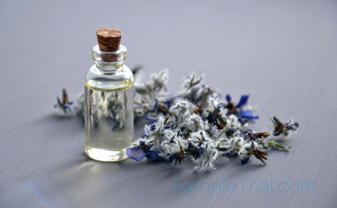 Relaxing Essential Oils Sample