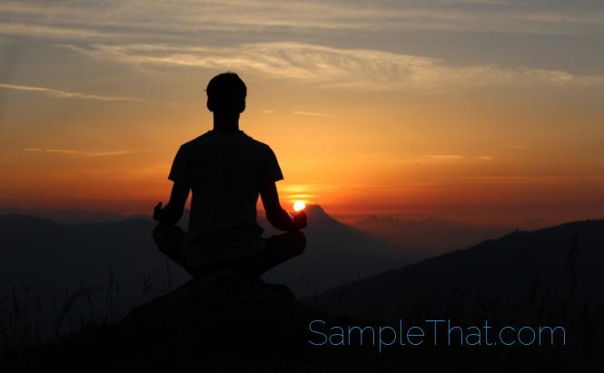 Free Natural Calm Sample