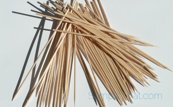 Smart Ways To Use Toothpicks