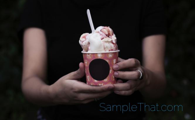 Free Frozen Yogurt at TCBY