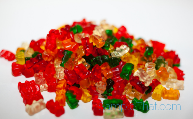 Free Gummy Vitamin Samples
