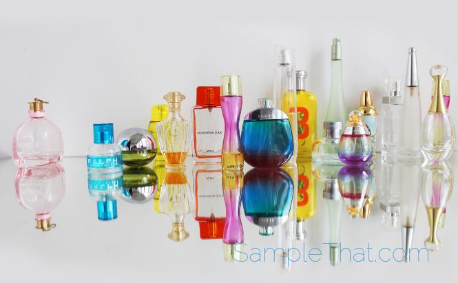 Free Harvey Prince Organics Perfume Sample