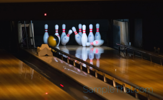 Free Bowling for Kids