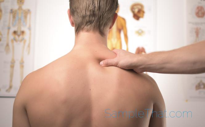 Free Sample of Pain Relief Cream