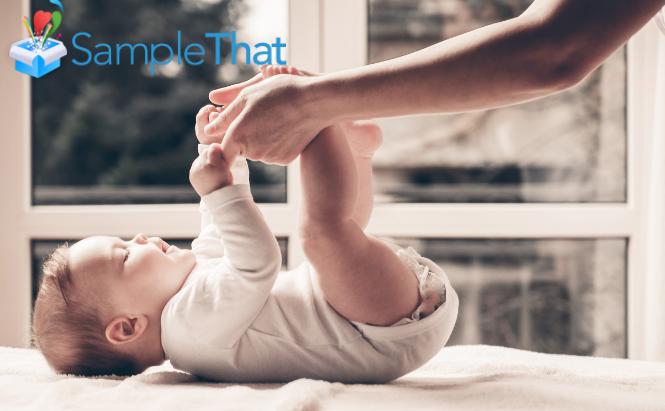 Free Sample of All Good Diapers