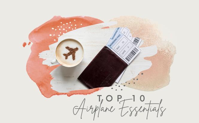 Top 10 Airplane Essentials